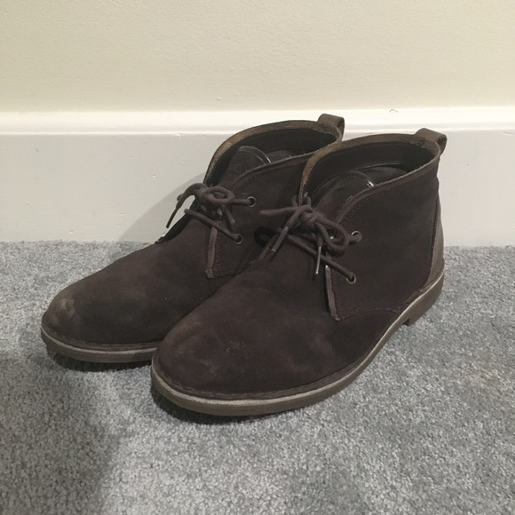 01d334c7bd0 Men's brown chukka boots